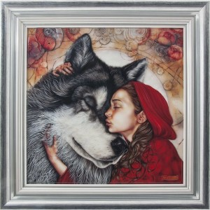 Kerry Darlington - Little Red Riding Hood