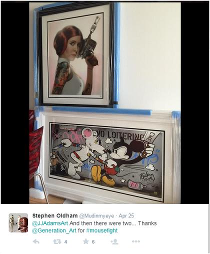 JJ Adams Art Twitter