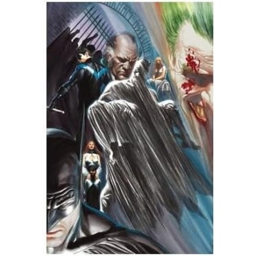 Batman: Last Rites (canvas)