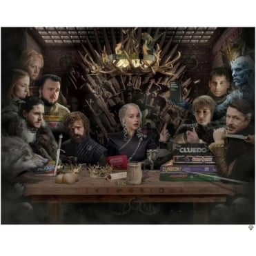 Board - Game of Thrones (Colour)