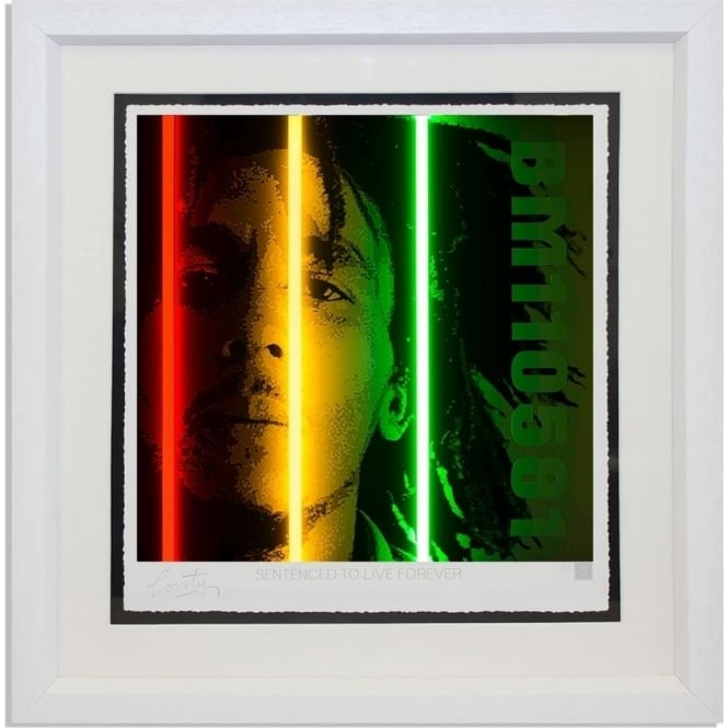 Courty - Bob Marley - Life Series