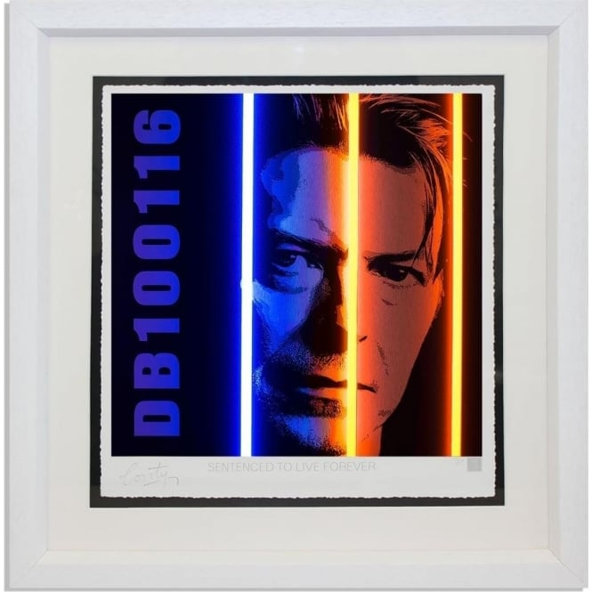 Courty - David Bowie - Life Series