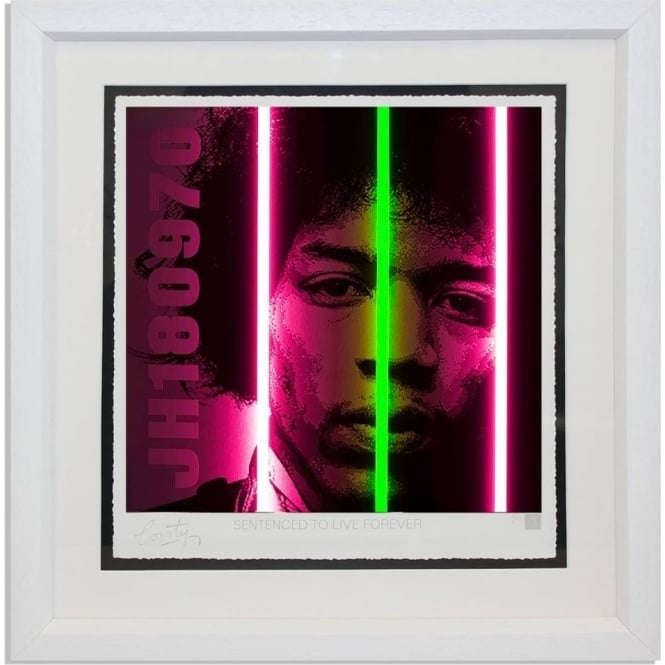 Courty - Jimi Hendrix - Life Series