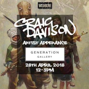 Craig Davison Launch Event 28.04.18