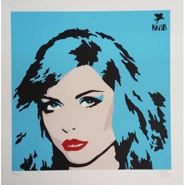 Debbie Harry (Blue)