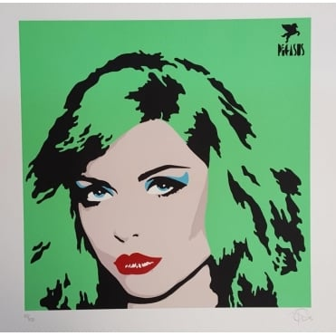 Debbie Harry (Green)