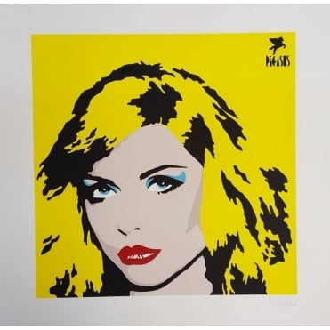 Debbie Harry (Yellow)