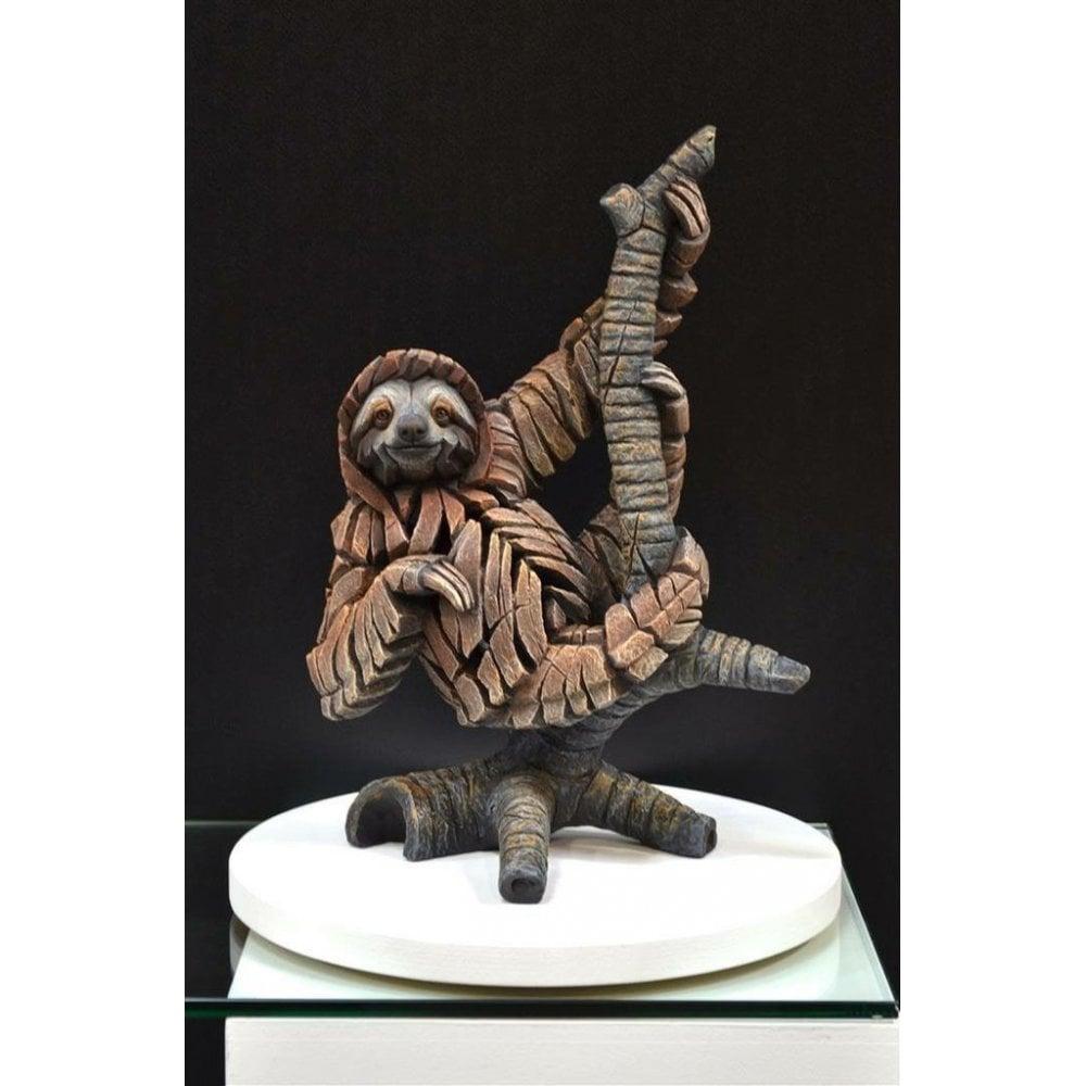 Edge Sculpture Three Toed Sloth