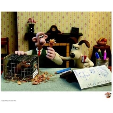 It Doesn't Work - Wallace and Gromit