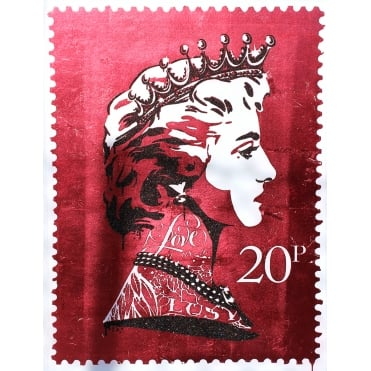 Diana Stamp Red (Original)