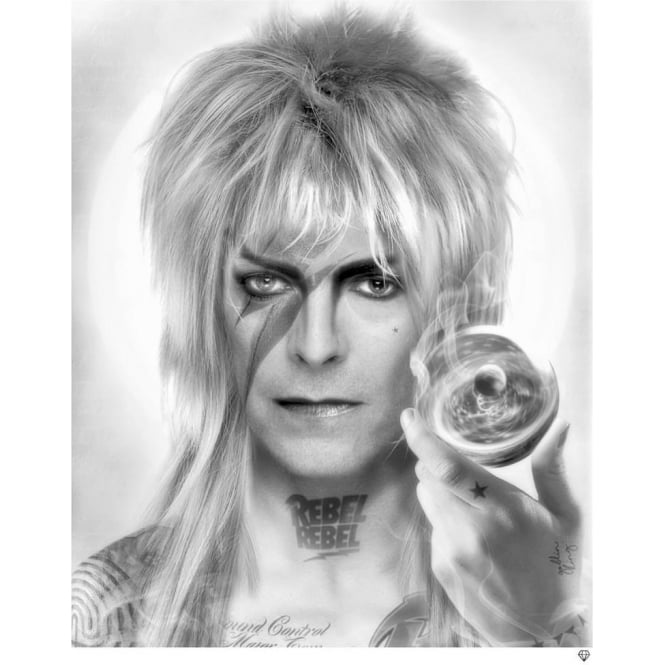 JJ Adams - Goblin King (David Bowie B/W)