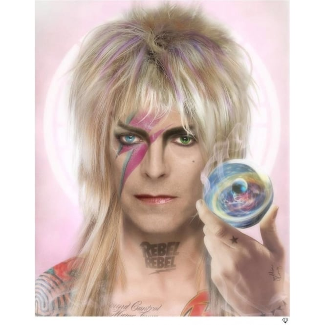 JJ Adams - Goblin King (David Bowie Colour)