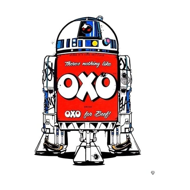 JJ Adams - R2-D2 - Oxo