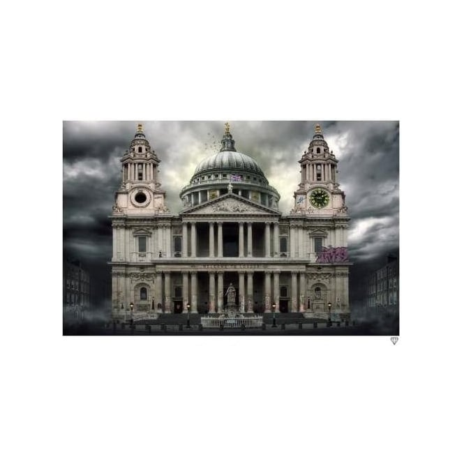 JJ Adams - St Pauls - Artist Proof - Last one