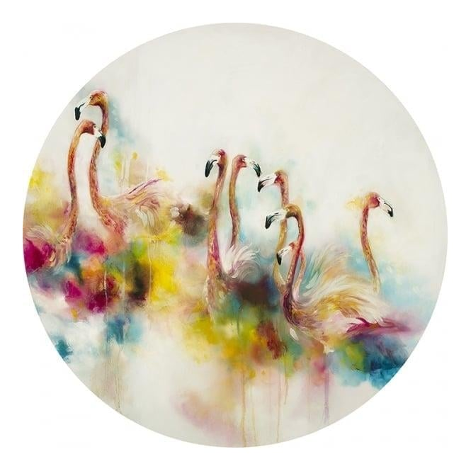 Katy Jade Dobson - Plumage (Flamingos)