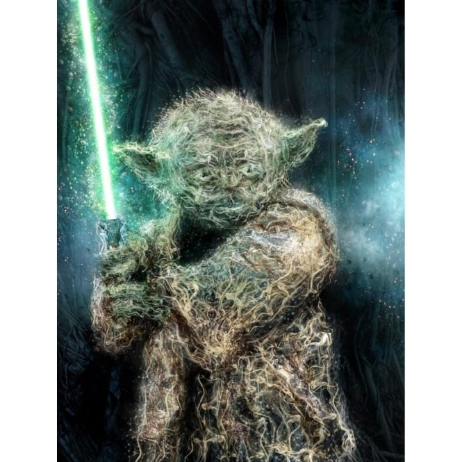 Mark Davies - 'Teach You I Will' (Yoda)