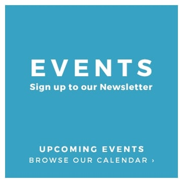 Events - Sign up to our newsletter