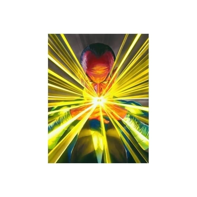 Mythology: Sinestro (canvas)
