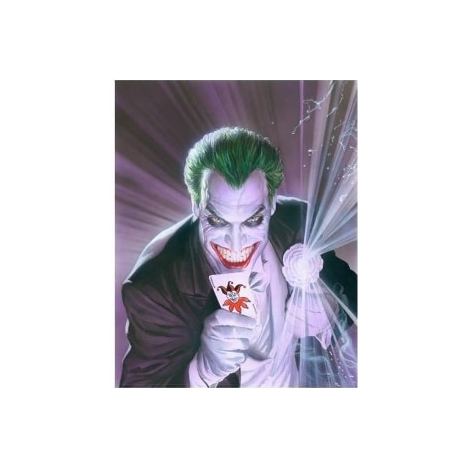 Mythology: The Joker (canvas)