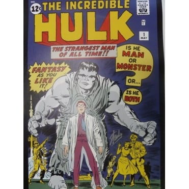Origins: The incredible Hulk