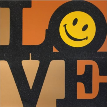 Love & Happiness - Bronze
