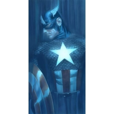 Shadows: Captain America (Alex Ross)