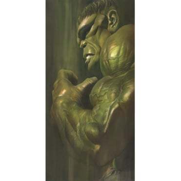 Shadows: Hulk (Alex Ross)