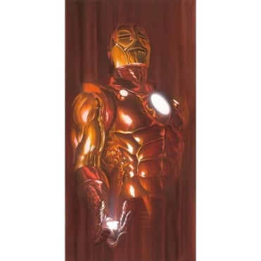 Shadows: Iron Man (Alex Ross)