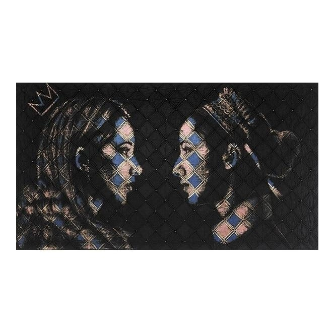 Sisters - Gold Leaf