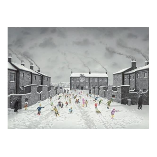 Leigh Lambert - Snow Much Fun (Paper)