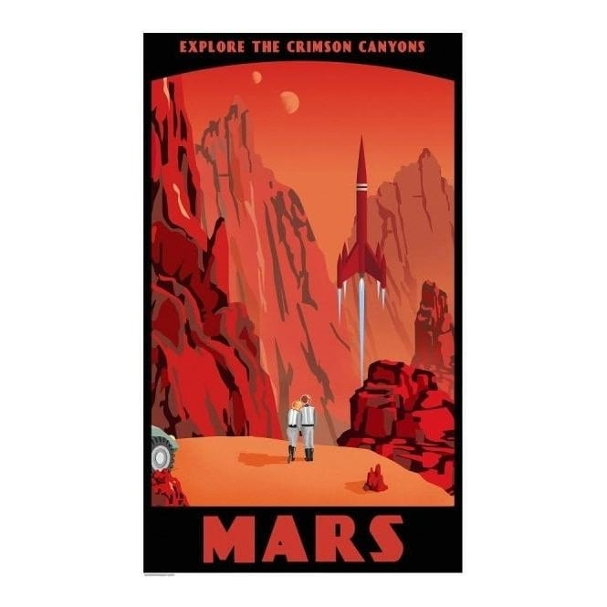 Space Travel - Mars