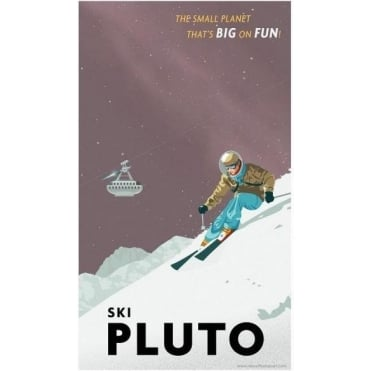 Space Travel - Pluto