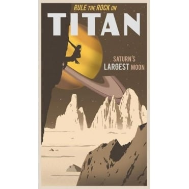 Space Travel - Titan