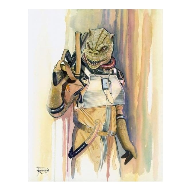 Star Wars - Bounty Hunter: Bossk