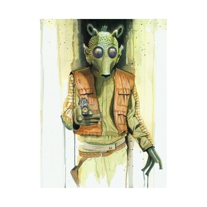 Star Wars - Bounty Hunter: Greedo