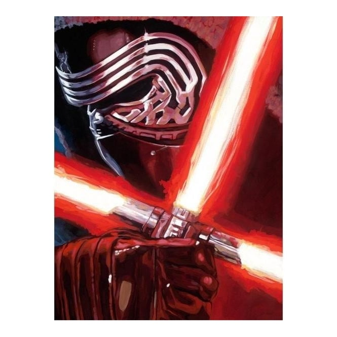 Star Wars - Dark Warrior Kylo Ren