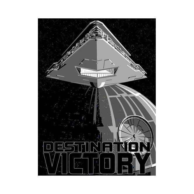 Star Wars - Destination Victory by Masey