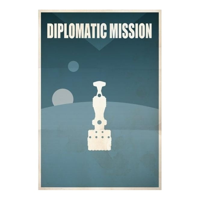 Star Wars - Diplomatic Mission