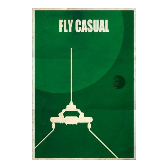 Star Wars - Fly Casual