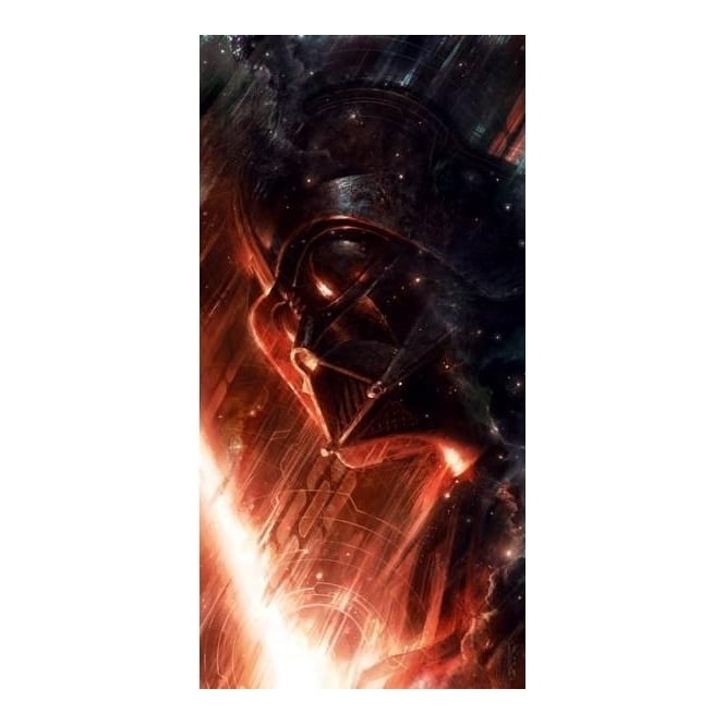 Star Wars - Forged in Darkness (large canvas)