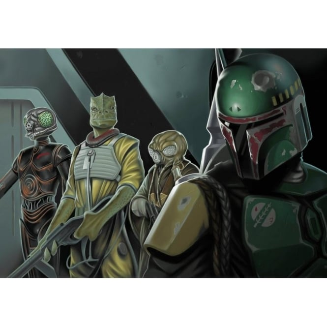 Star Wars - Marching Orders (canvas)