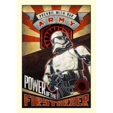 Power of the First Order (canvas)