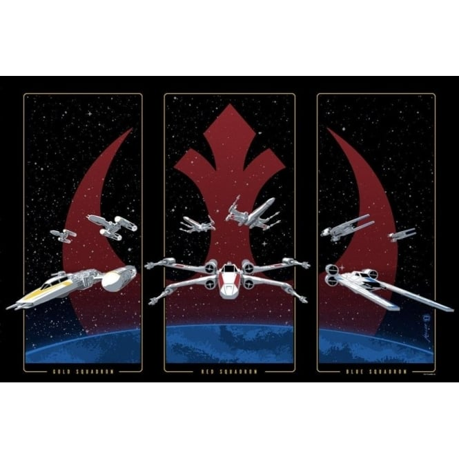 Star Wars - Rebel Squadrons