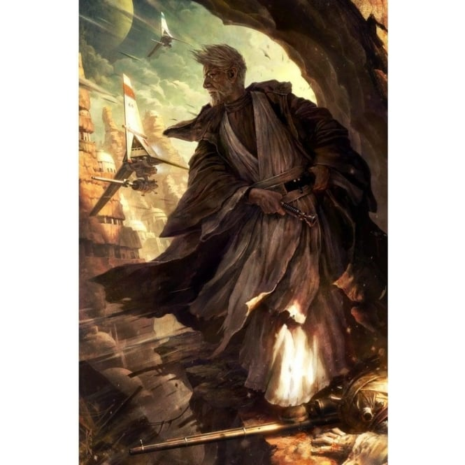 Star Wars - Silent Guardian (canvas)