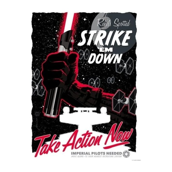 Star Wars - Take Action Now