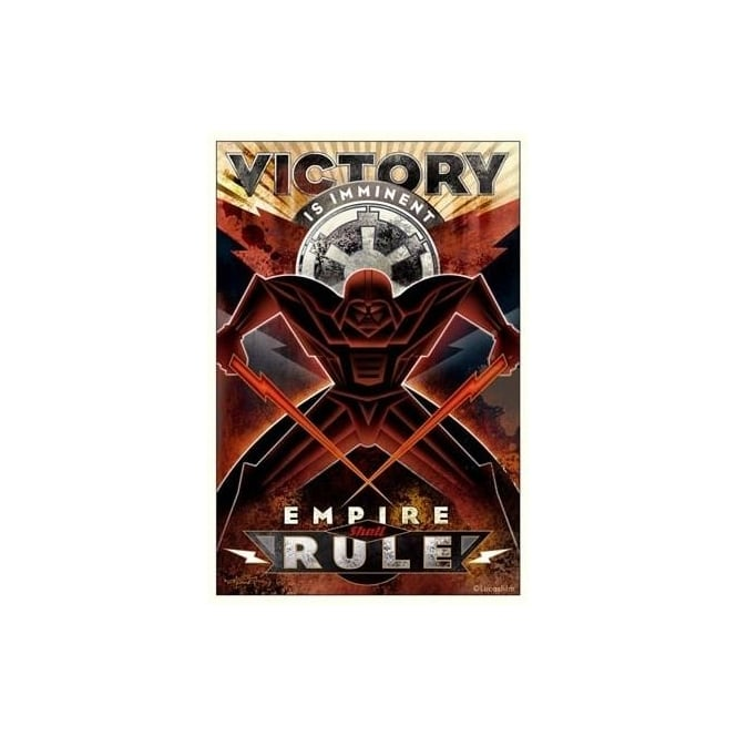Star Wars - Victory is Imminent (small paper)