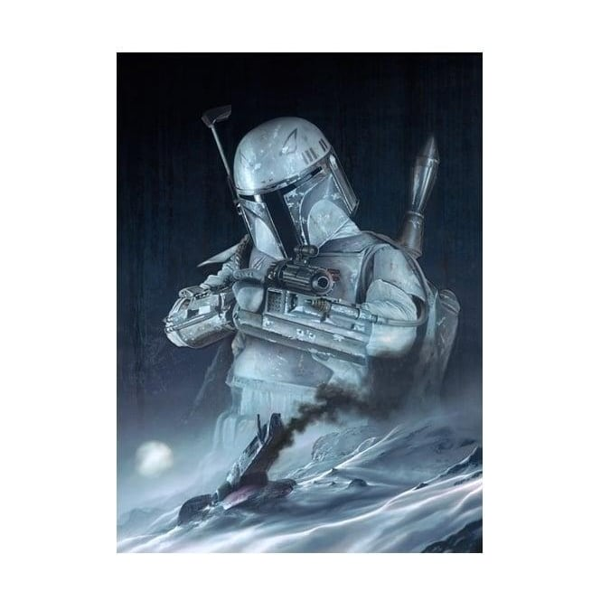 Star Wars - Whiteout (canvas)