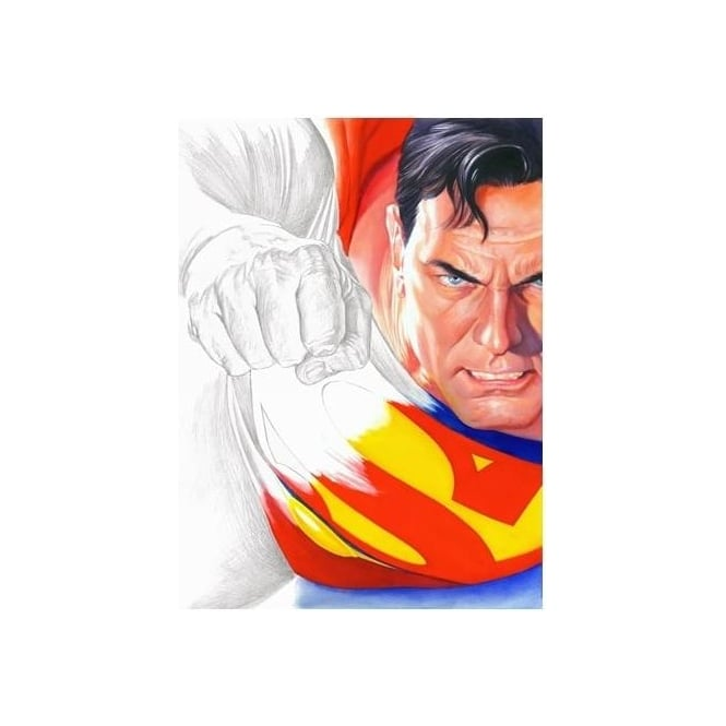 Superman Rough Justice (paper)