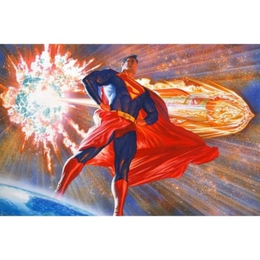 Superman: Son of Krypton (canvas)