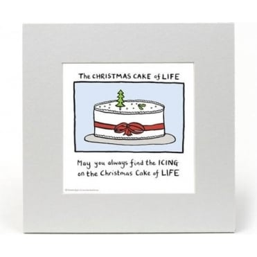 The Christmas Cake of Life